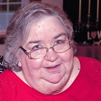"""Rebecca """"Becky"""" Ann Hollar"""