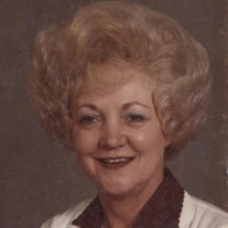 Mrs. Dorothy Evelyn Woodroof Reeder
