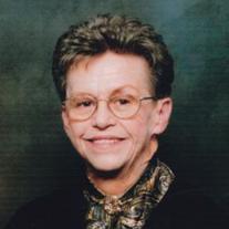 Jacqueline Margaret Jones