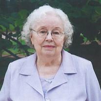 F. Junell (Morrow) Nettles