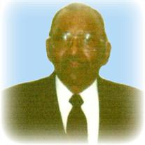 Rev. Warner Henry Carter