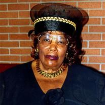 Mrs.  Lillie Mae Oliver