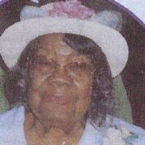 Mrs. Irma Thomas Williams