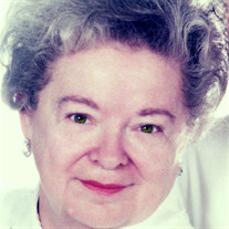 Nancy L. (Mrs. Forrest R.) Coxen