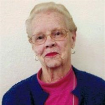 Martha Jo Keller of Henderson