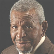 "Advanced Presiding Elder  Alfred Leroy ""Big Al"" Johnson"