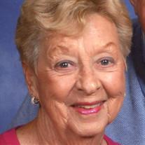 Mrs. Peggy Ann Weber