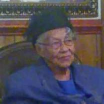 Mrs. Mildred Alean Parks