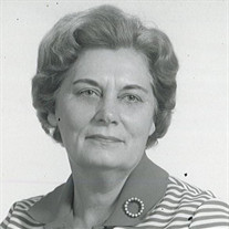 Mary Alice Luther Hudson