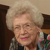 Betty Patterson Ervin