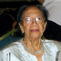 Evelyn Winnie Moton