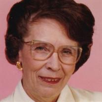 Mrs. Lelah Corrine Headley