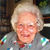 Thelma Lorene Brown