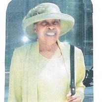 Ms. Gertrude Gater-Barnes