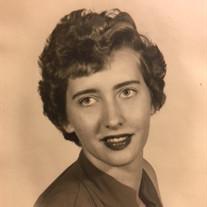 Mary F Stevens