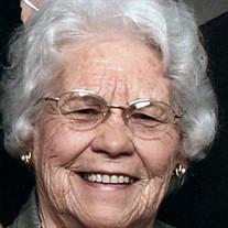Doris Elaine Miller