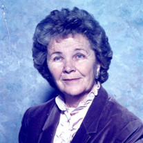 Mary Patricia Robinson