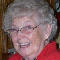 Evelyn Colleen  Curtis