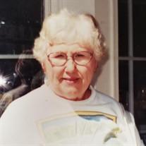 """Margaret """"Peg"""" Huffman"""