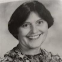 Dr.  Nancy Van Prooyen