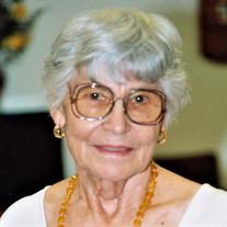Mrs. Gertrude Lee