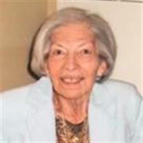 Mrs. Greta-Anne Burnett