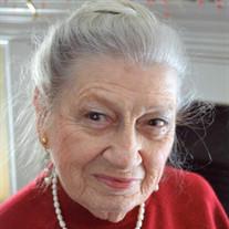 Billie Joyce Bentson