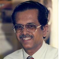 Mr.  Winston Soorojpaul Sukra