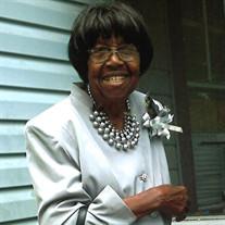 Deaconess Ozella Ingram Johnson