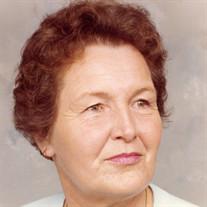 Betty  Mathias Mitchell