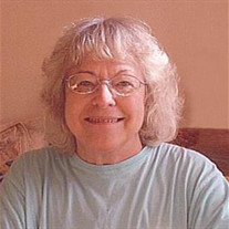 Betty E. (Brown) McCarley