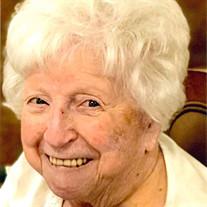 Essie Evelyn Burgin