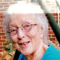 Doris Marie Caughel