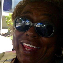 Mrs. Nelvena Wyvonia Richardson (Simpson)
