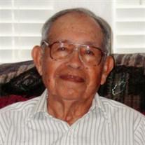 ALFREDO E. PEREZ SR.