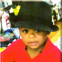 Baby Marking Bosdon Elijah Jackson