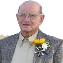 """MSGT. Jackie """"Jack"""" Leon Medlin, Retired"""