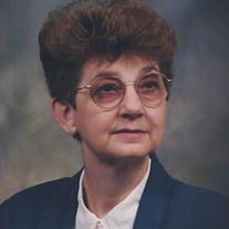 Barbara Louise Miller