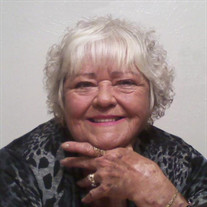 "Mrs Geraldine ""Geri"" McComas"