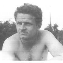 """Frederick A. """"Fuzzy"""" Carlson"""