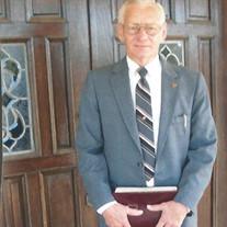 """Melvin Lavon """" M.L. """" Walters Sr."""