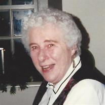 Margaret Joan McPhillips