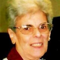Margaret 'Peggy' Fillipelli Pedaline