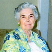 Myra Wanda Coffman