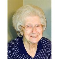 Doris Elizabeth Blouir