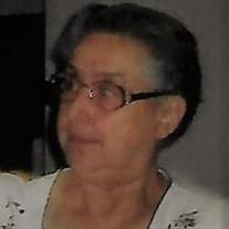 Katherine Ann Peterson