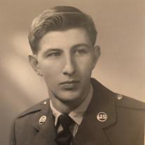 MSGT Harold F Bayne USAF RET