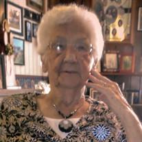 Bertha  Jeanne Williams