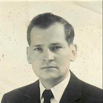 Edward Merle Steele