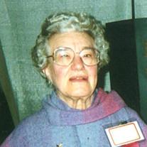 Frances McConville